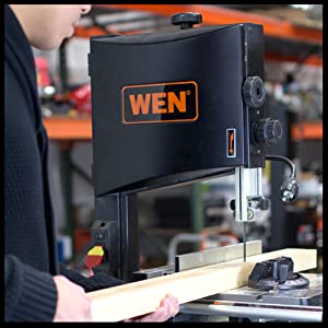 WEN 3962 Two-Speed Band Saw