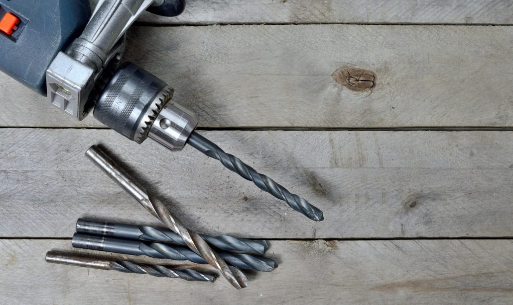 drill bits for metal